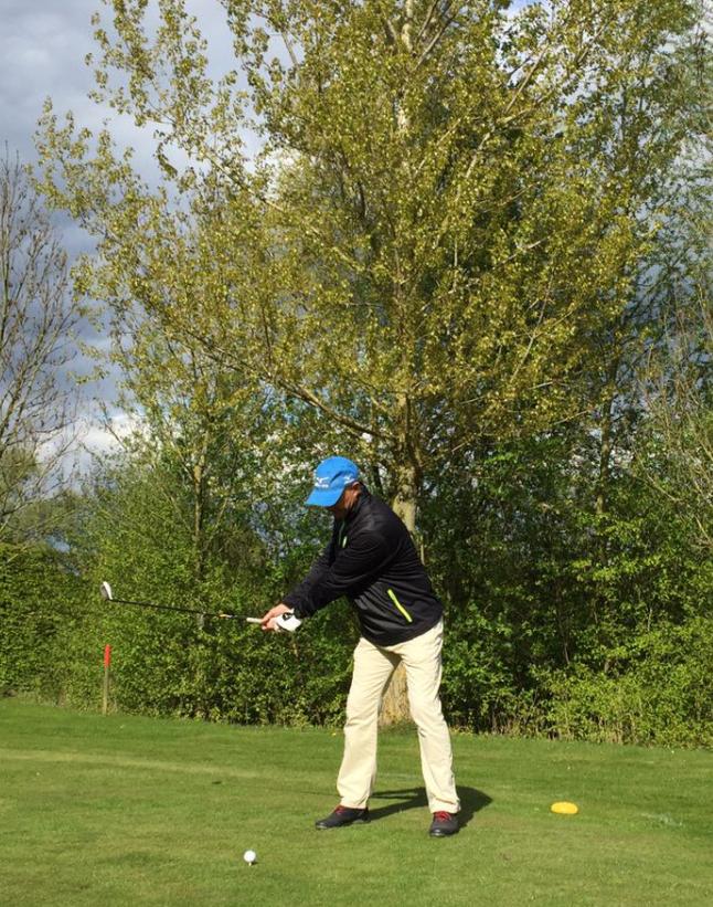 Set-up en Backswing | Jeroen Mars Golfcoach